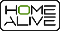 Home Alive Logotipo